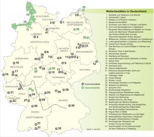Deutschland_UNESCO_Welterbestätten